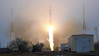Nga phóng tàu chở đồ tiếp tế tới ISS