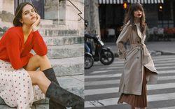 Chỉ bằng cách học 10 công thức diện chân váy chuẩn sang xịn của gái Pháp, style của bạn sẽ lên một tầm cao mới