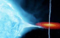 Phát hiện hố đen quay nhanh nhất