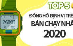 Top 5 Đồng hồ định vị trẻ em bán chạy nhất năm 2020 tại Điện máy XANH