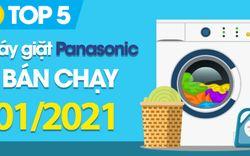 Top 5 Máy giặt Panasonic bán chạy nhất tháng 01/2021 tại Điện máy XANH