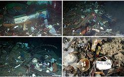 Vùng biển có mật độ rác lớn nhất