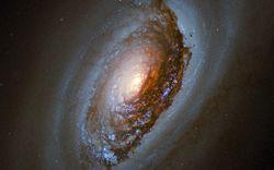 Ảnh chụp thiên hà 'Mắt Quỷ' cách 17 triệu năm ánh sáng