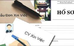 Bộ hồ sơ xin việc gồm những gì? Mua hồ sơ xin việc ở đâu? Một số lưu ý cho hồ sơ xin việc