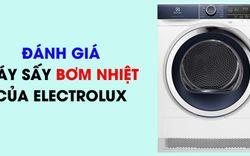 Đánh giá máy sấy bơm nhiệt Heatpump hoàn hảo nhất của Electrolux
