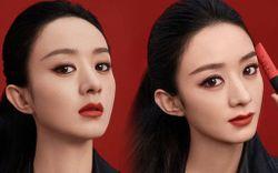 """Netizen """"đấu khẩu"""" khi Triệu Lệ Dĩnh làm đại sứ NARS Trung Quốc: Nhan sắc lên hương hay lại một màn makeup lỗi?"""