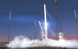 Startup Mỹ dự định phóng tên lửa in 3D đầu tiên