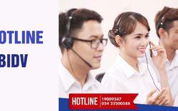 Tổng đài BIDV – Số Hotline CSKH Ngân hàng BIDV 24/7 mới nhất năm 2021