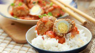 Thịt viên làm theo kiểu này không chỉ thơm ngon mà còn đẹp mắt: Dù ăn kiêng hay không cũng chén được tất!