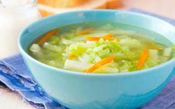 Thêm một gợi ý để chị em tham khảo khi chung tay giải cứu nông sản vùng dịch: Món soup dễ nấu, ăn càng nhiều cân càng giảm!