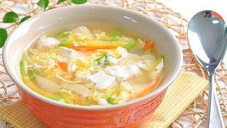 Món súp này ăn khuya hay ăn sáng đều cực đỉnh, nhẹ bụng lại giúp da dẻ căng mịn đẹp xinh